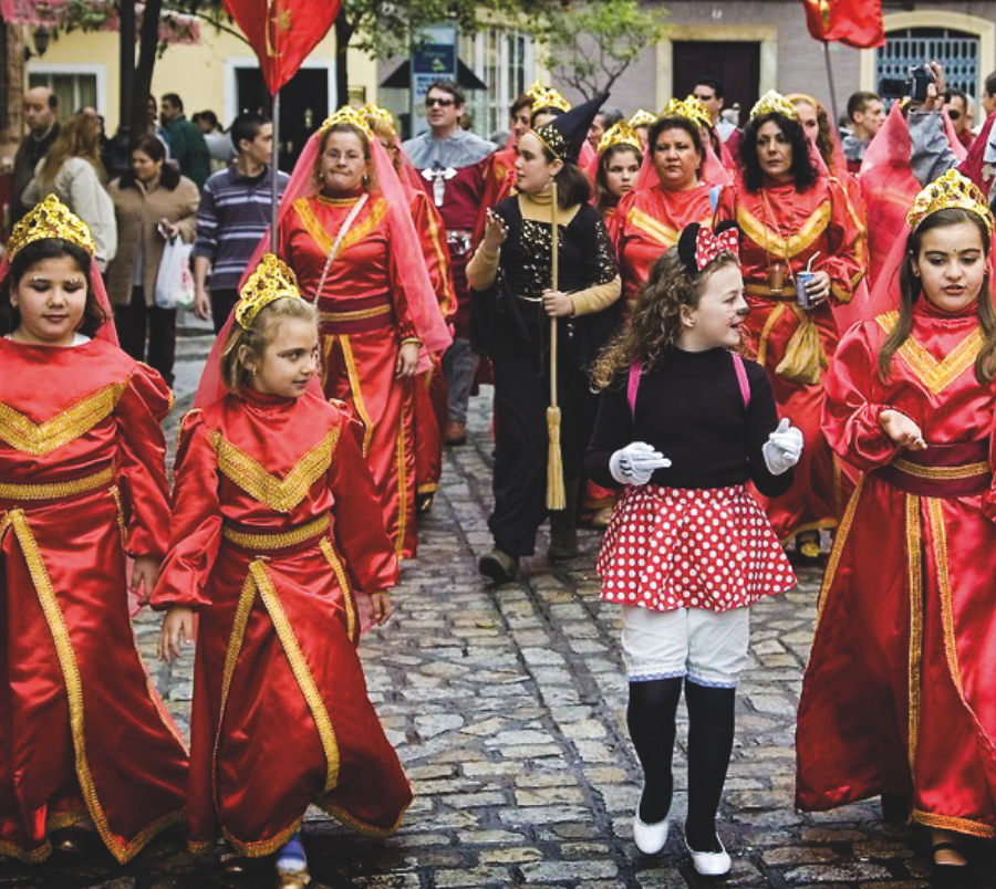 Carnival ©Fondo Gráfico IAPH, Instituto Andaluz del Patrimonio Histórico-Romero