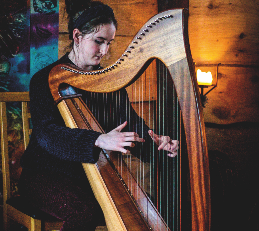 Irish Harping- Ireland