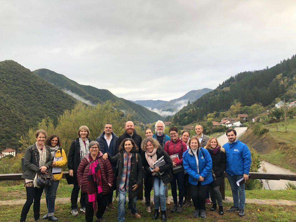 Study Visit Cantabria